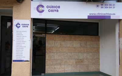 Endocrino Valencia en Clinica Chiva